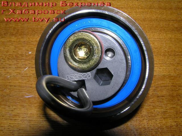 ролик натяжитель ремня ГРМ двигатель 3S-FSE