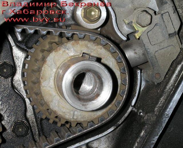 шестерня коленвала двигатель 3S-FSE