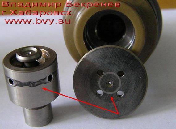 выработка в регуляторе давления двигатель 3S-FSE