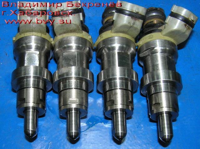 инжекторы после мойки двигатель 3S-FSE