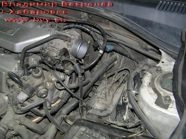 заслонка двигатель 3S-FSE