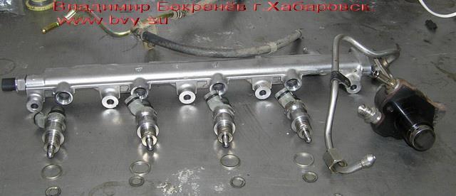 топливная рейка двигатель 3S-FSE