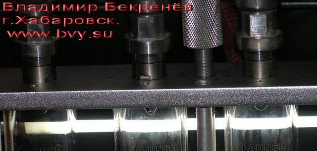 капли с инжектора двигатель 3S-FSE