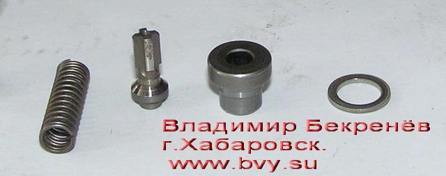 напорный клапан в тнвд двигатель 3S-FSE