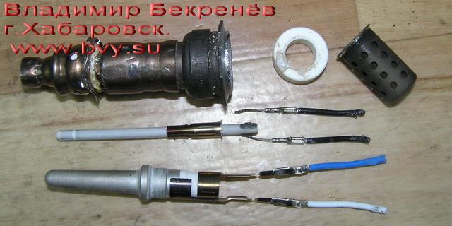 датчик кислорода двигатель 3S-FSE