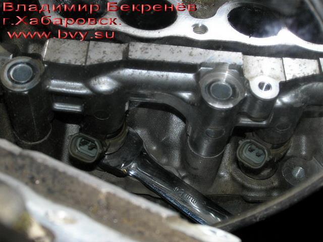 ключ для съема инжекторов двигатель 3S-FSE