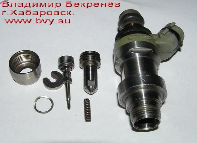 инжектор в разборе двигатель 3S-FSE