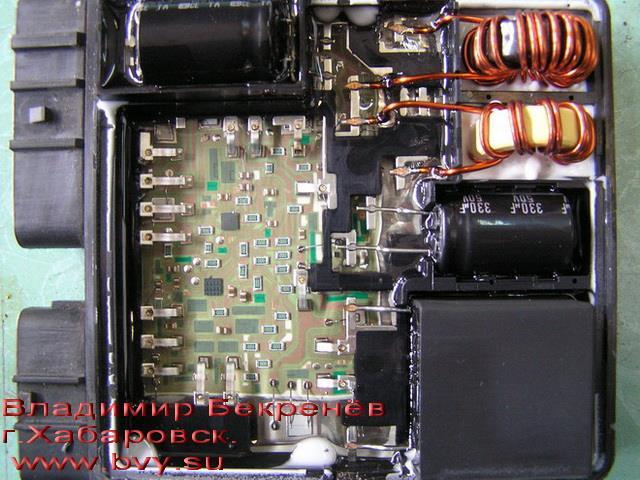усилитель плата двигатель 3S-FSE