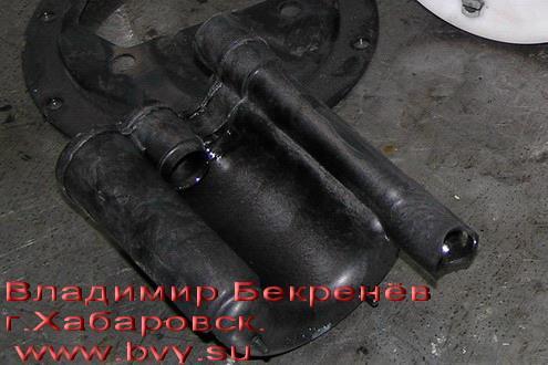 топливный фильтр двигатель 3S-FSE