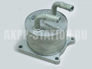 Для охлаждения масла в вариаторе предусмотрен жидкостный теплообменник