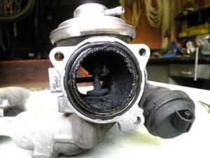 Отключение системы/ клапана EGR