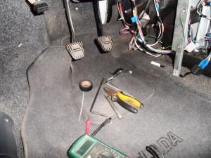 Фото замены электронной педали газа, drive2.ru