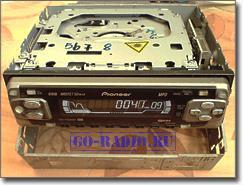 Автомобильный CD-ресивер Pioneer