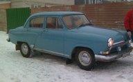 авто ГАЗ21 волга 1968 года