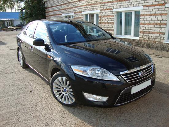Ford Mondeo 2,5T
