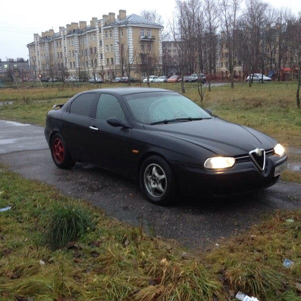 Продажа Alfa Romeo 156 2.0 MT (155 л.с.) в Санкт-Петербурге