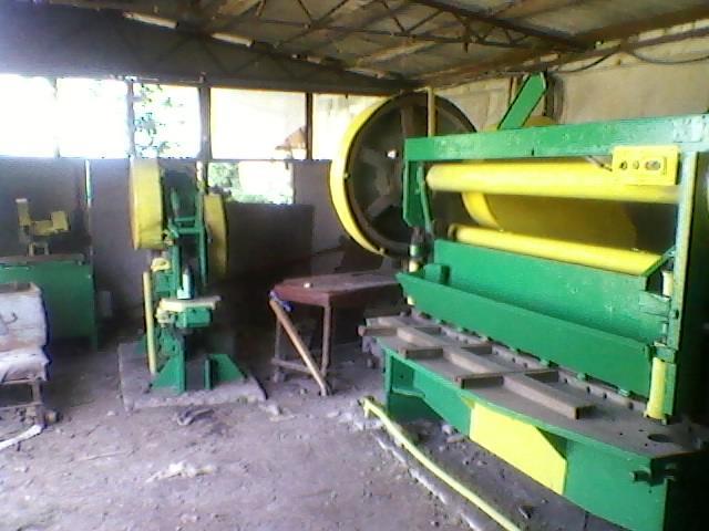 Готовое производство металлоизделий