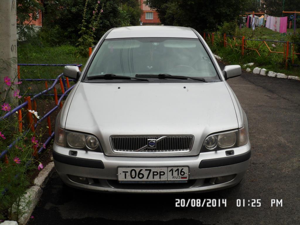 VOLVO S40 2003г.в.