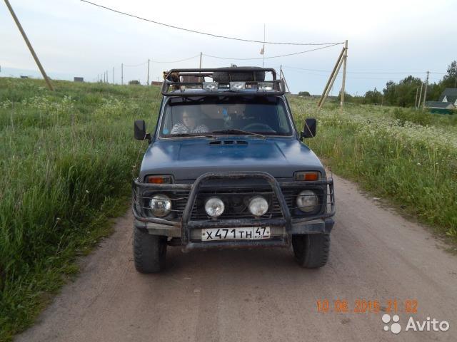 ВАЗ-21214 Нива
