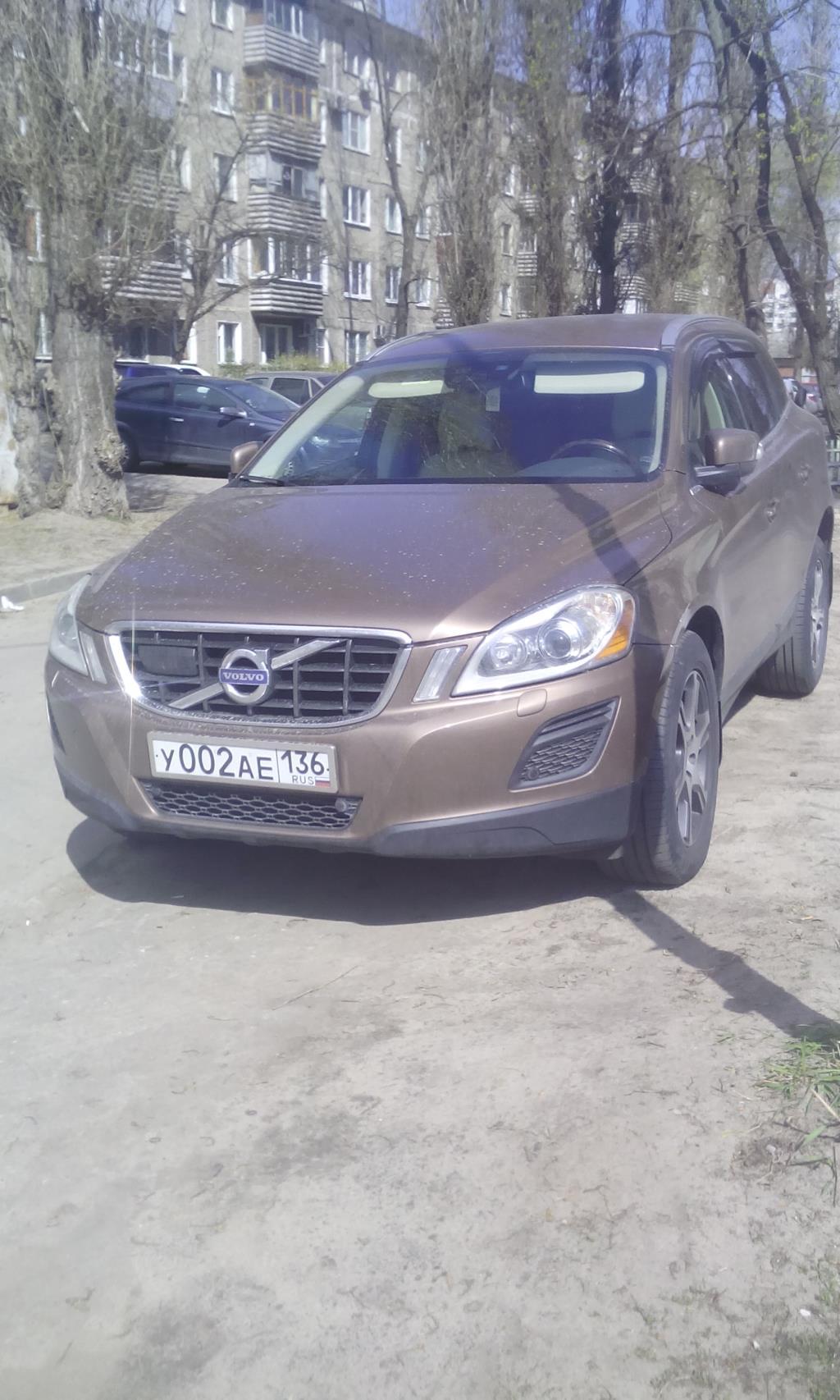 Машину вольво хс60 2012г