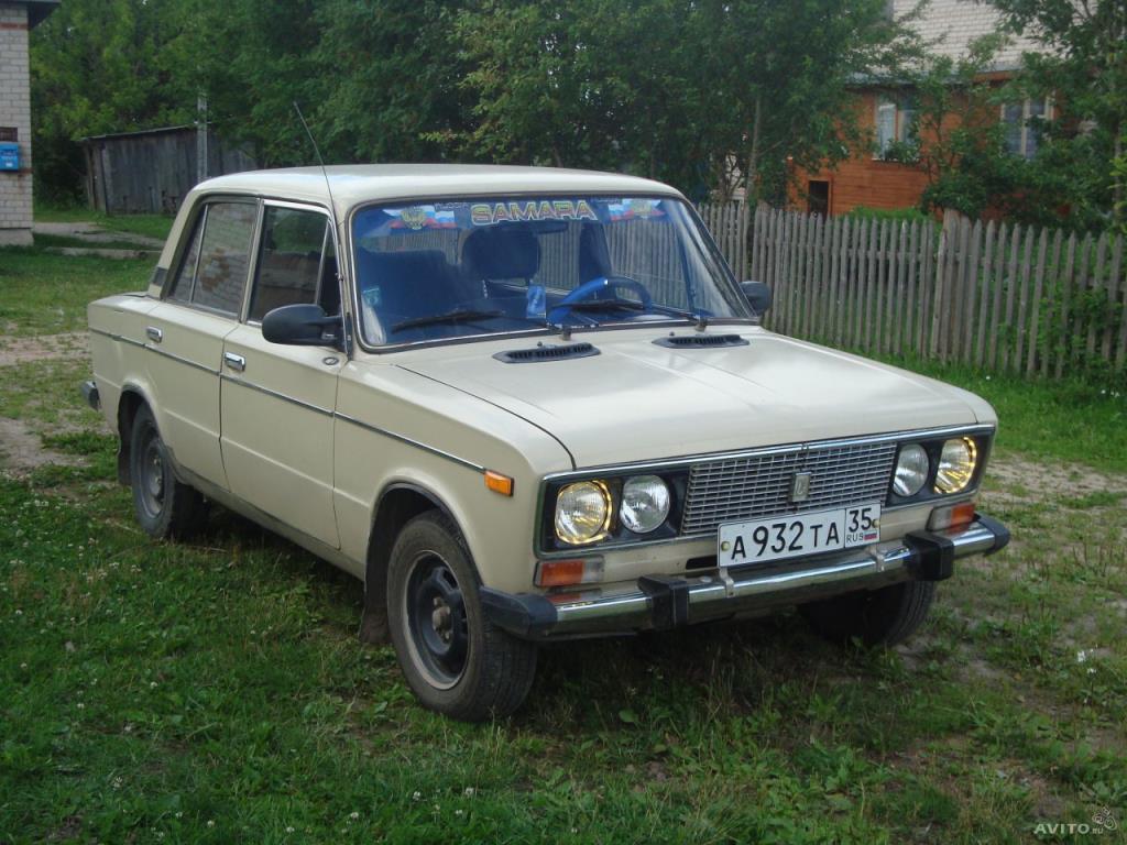 ВАЗ 2106, 1992