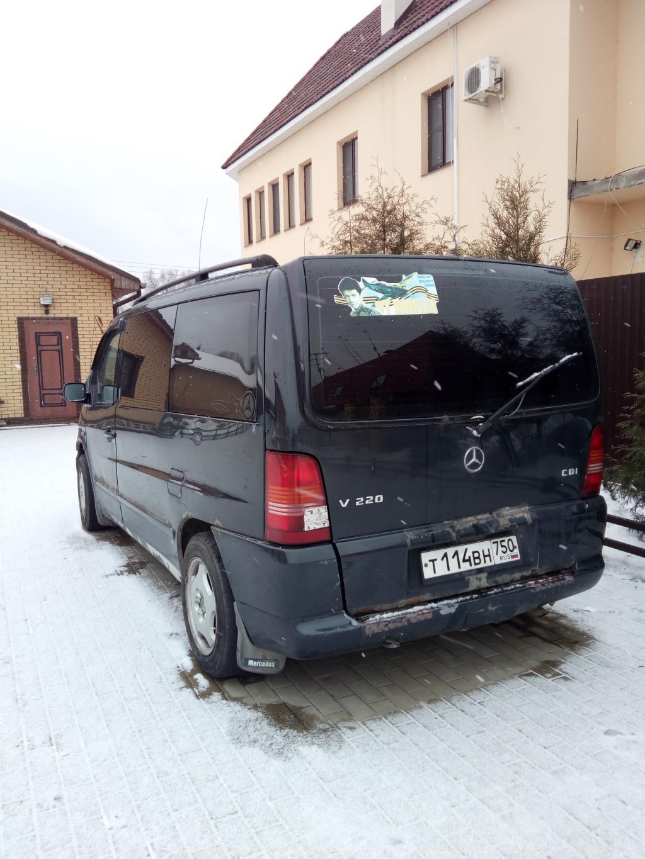 Mersedes-Benz v-klass vito