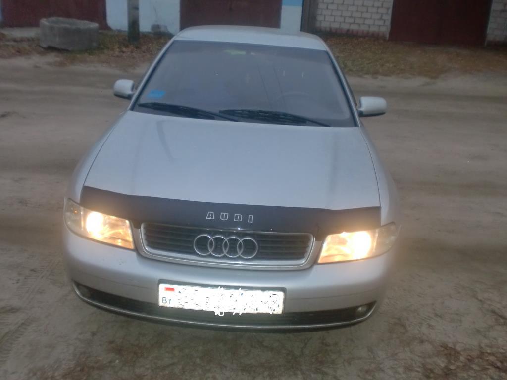 ауди а4 2000-2001 год