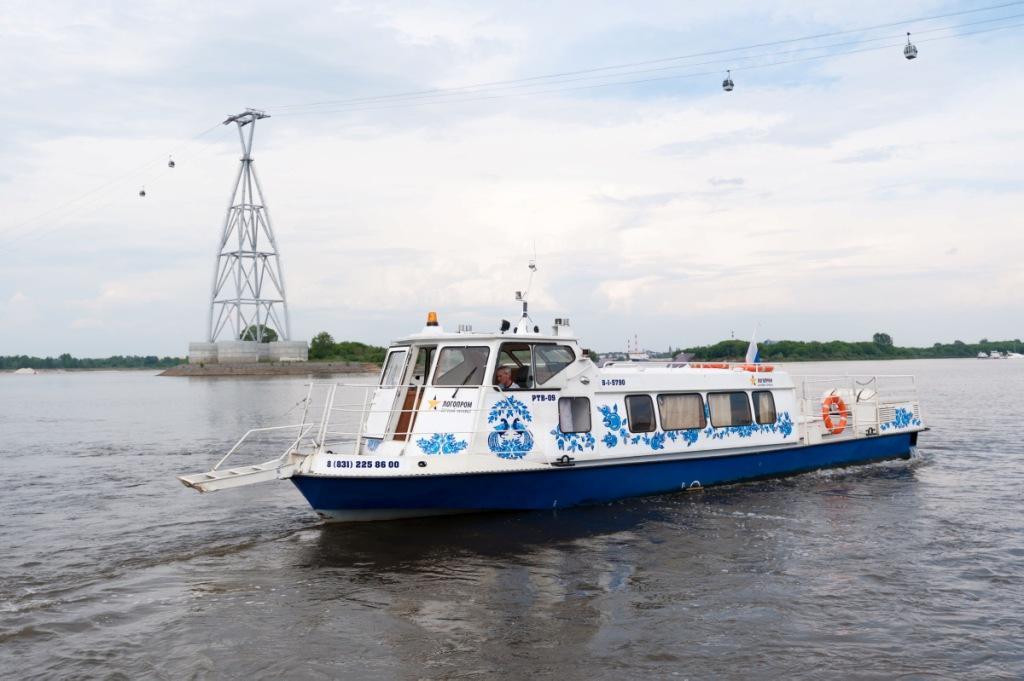 Катер КС-140