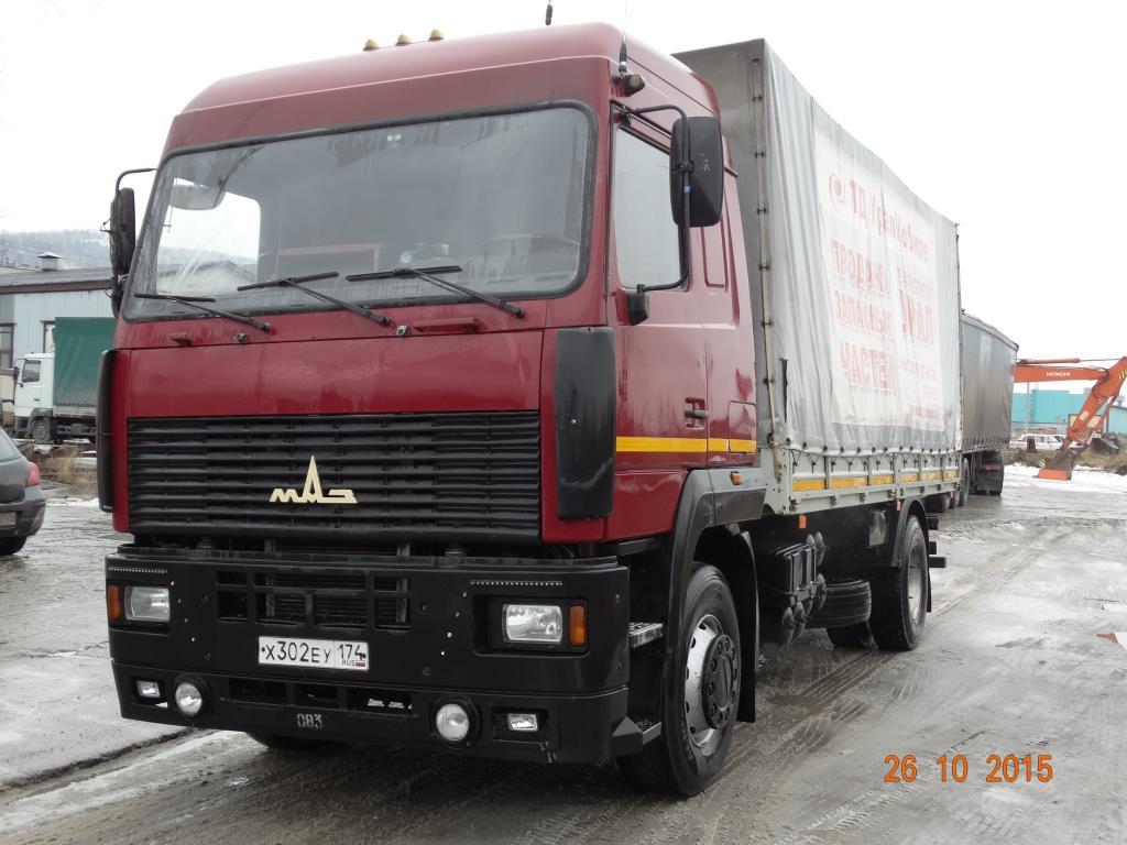 Маз5340А5 2010г.в.