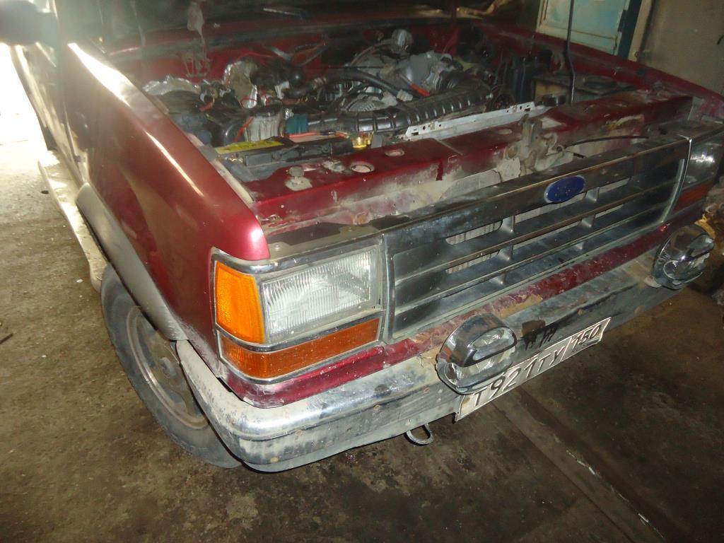 форд эксплорер 1