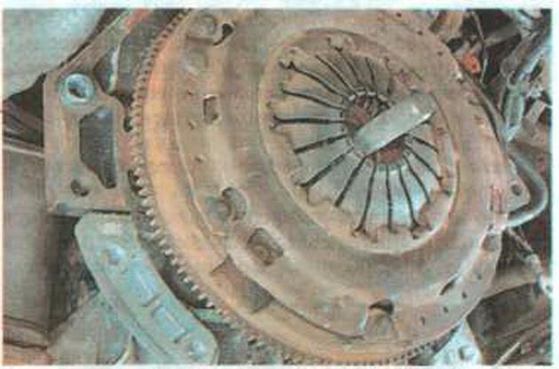 Замена сцепления на дэу нексия 8 клапанов своими руками