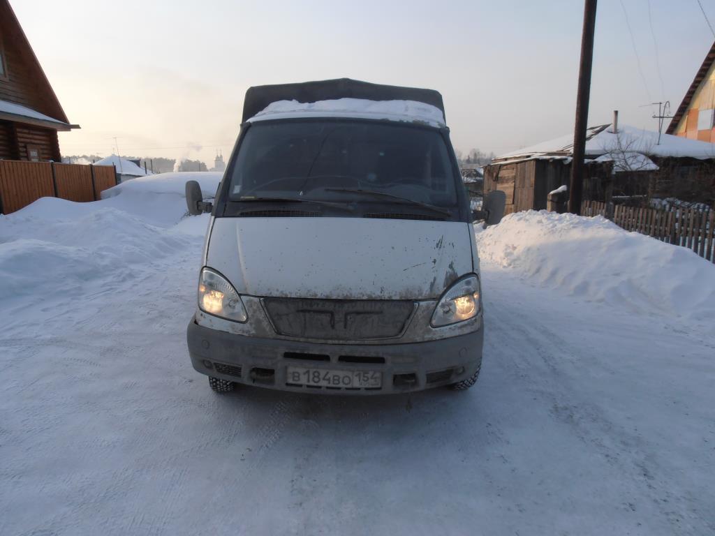 ГАЗ 3302 тент