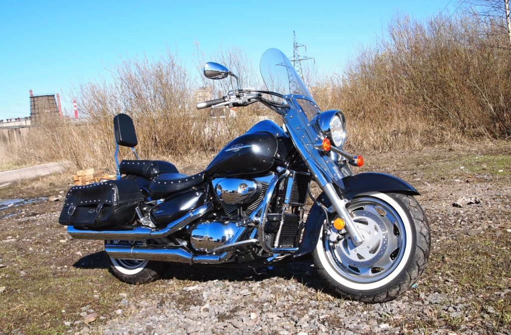Мотоцикл Suzuki Boulevard c90