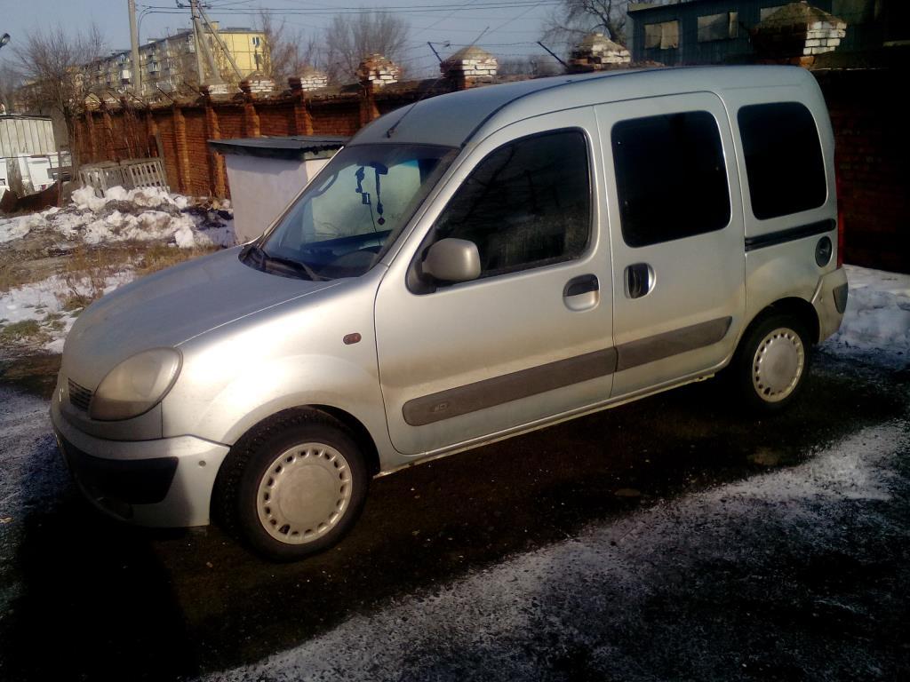 Renault Kangoo 2005 г.в.