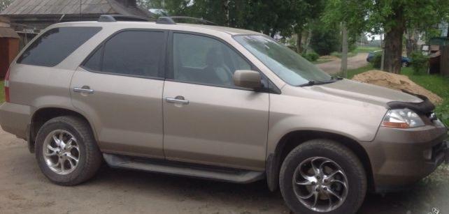 Acura (Honda) MDX 2003 г.