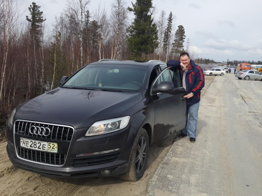 Предлагаю к обмену Audi Q7 2007г. с вашей доплатой