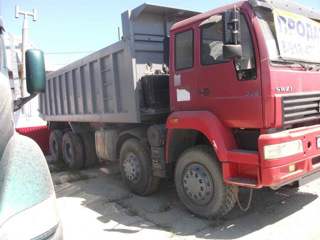 Howo Самосвал Китаец 40 тонн