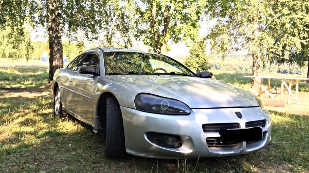 Dodge stratus R/T coupe
