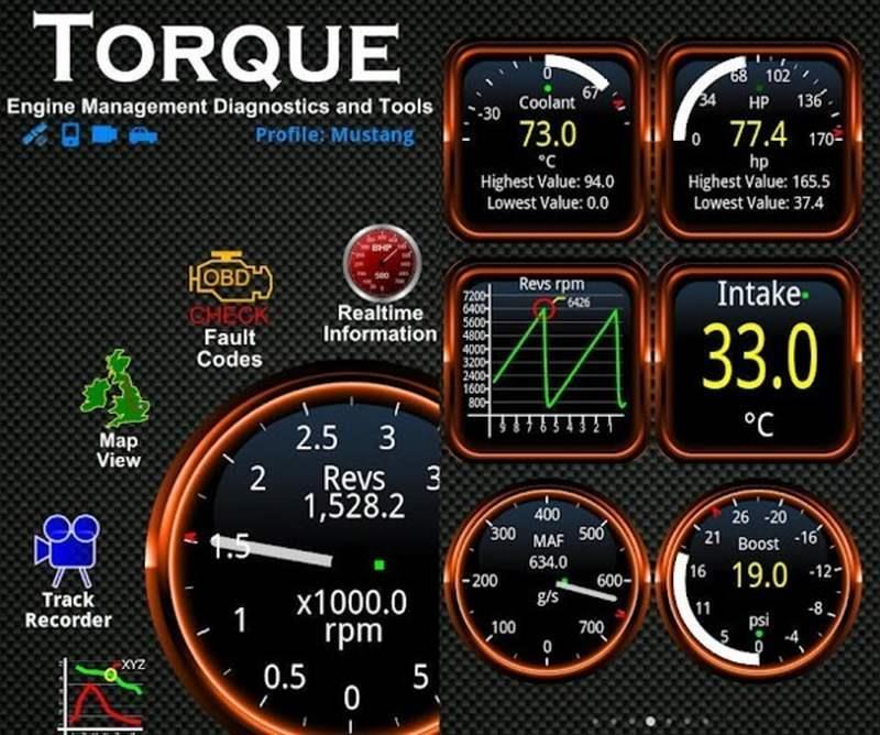 программа Тorque
