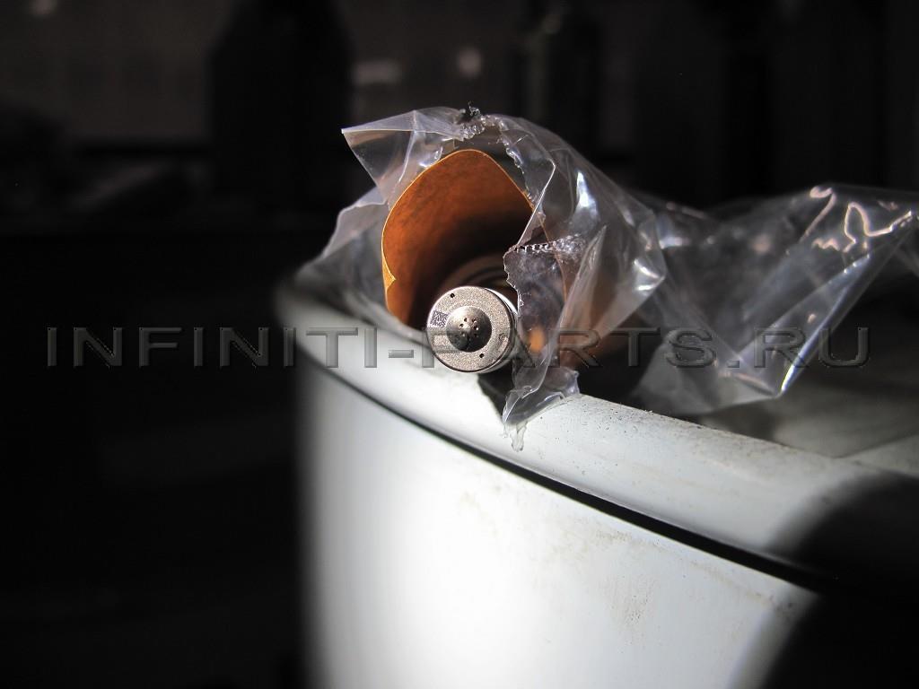 Новая топливная форсунка Infiniti QX56