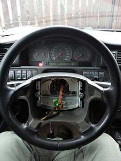 Руль volvo s70
