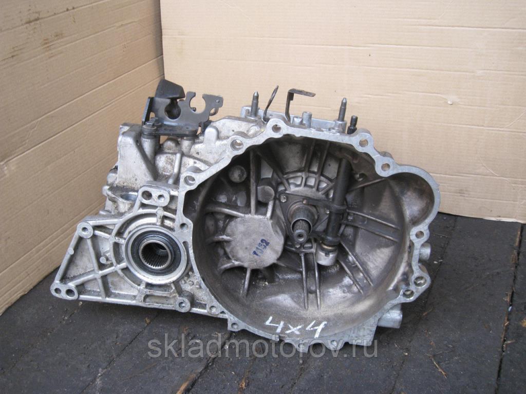 Механическая коробка передач МКПП Hyundai Tucson / Kia Sportage 2.0 CRDI D4EA 16V 4WD 6-ти ступка 43000-39940, цена, купить в Са