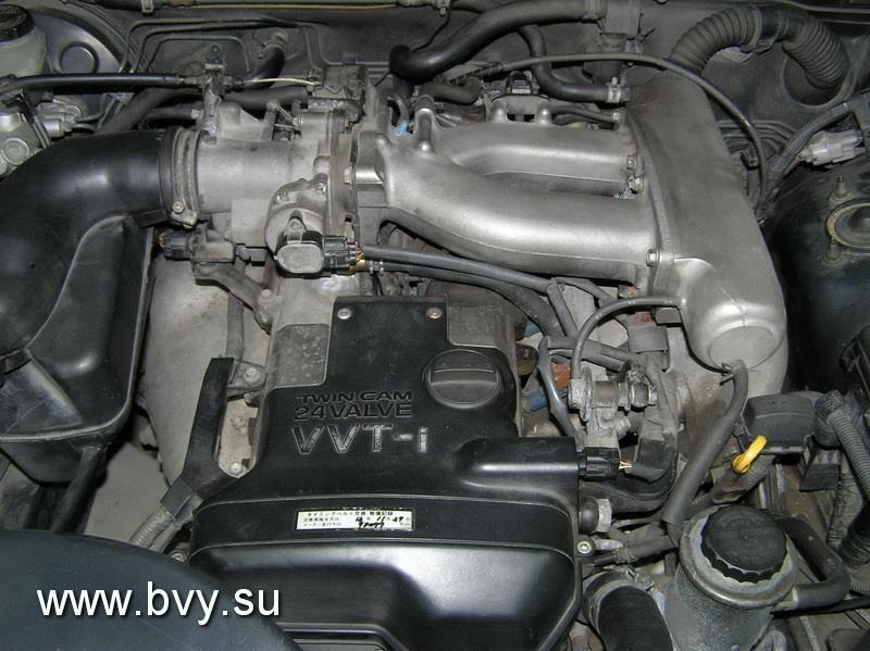 Двигатель 1JZ-GE-2