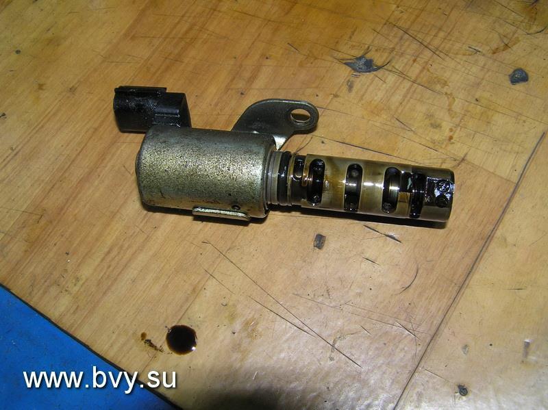 клапан системы VVTi
