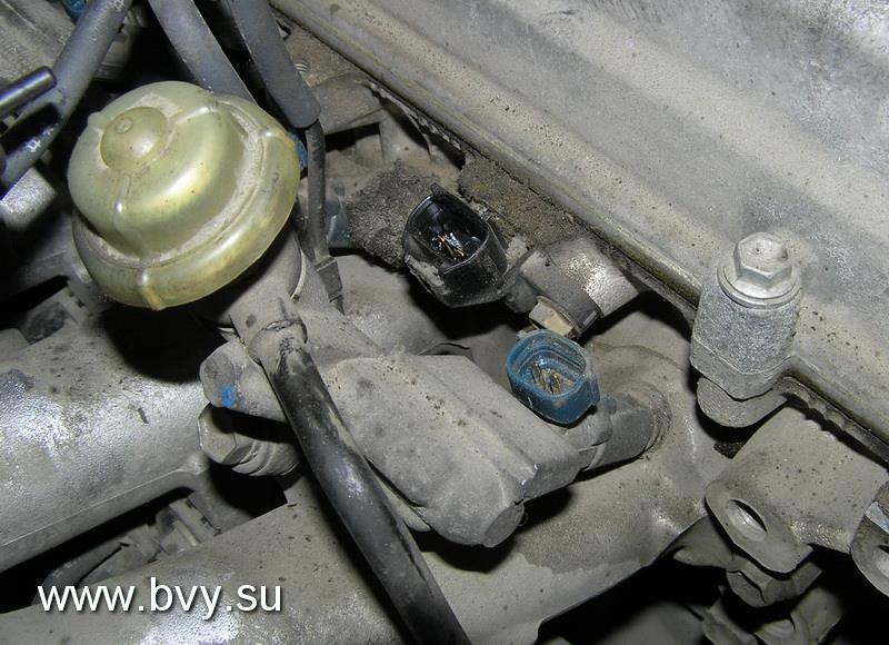 демпфер в топливной рейке 1JZ-GE