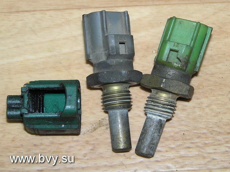 датчики температуры двигателя 1JZ-GE