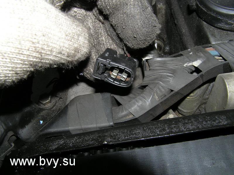 контакт катушки зажигания 1JZ-GE