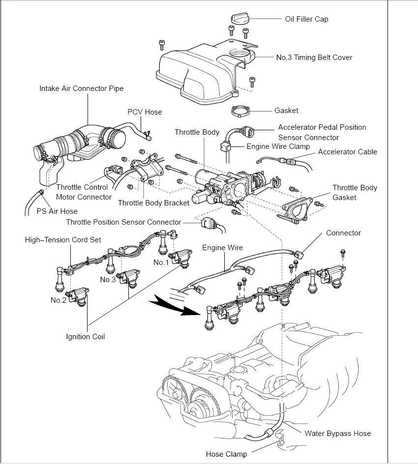 схема проводов
