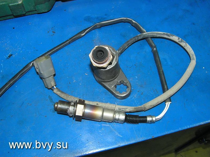 датчик кислорода двигатель 1JZ-GE-отлом1