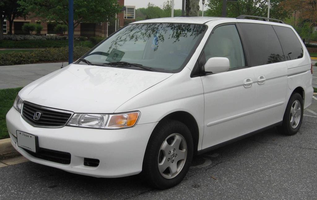 Сброс ошибки SRS и VSA на Honda Odyssey